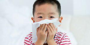 The nasal spray flu vaccine for children
