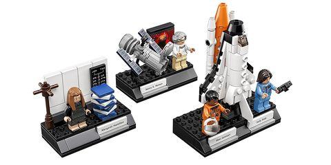 Toy, Lego, Fictional character, Space, Obi-wan kenobi, Playset,