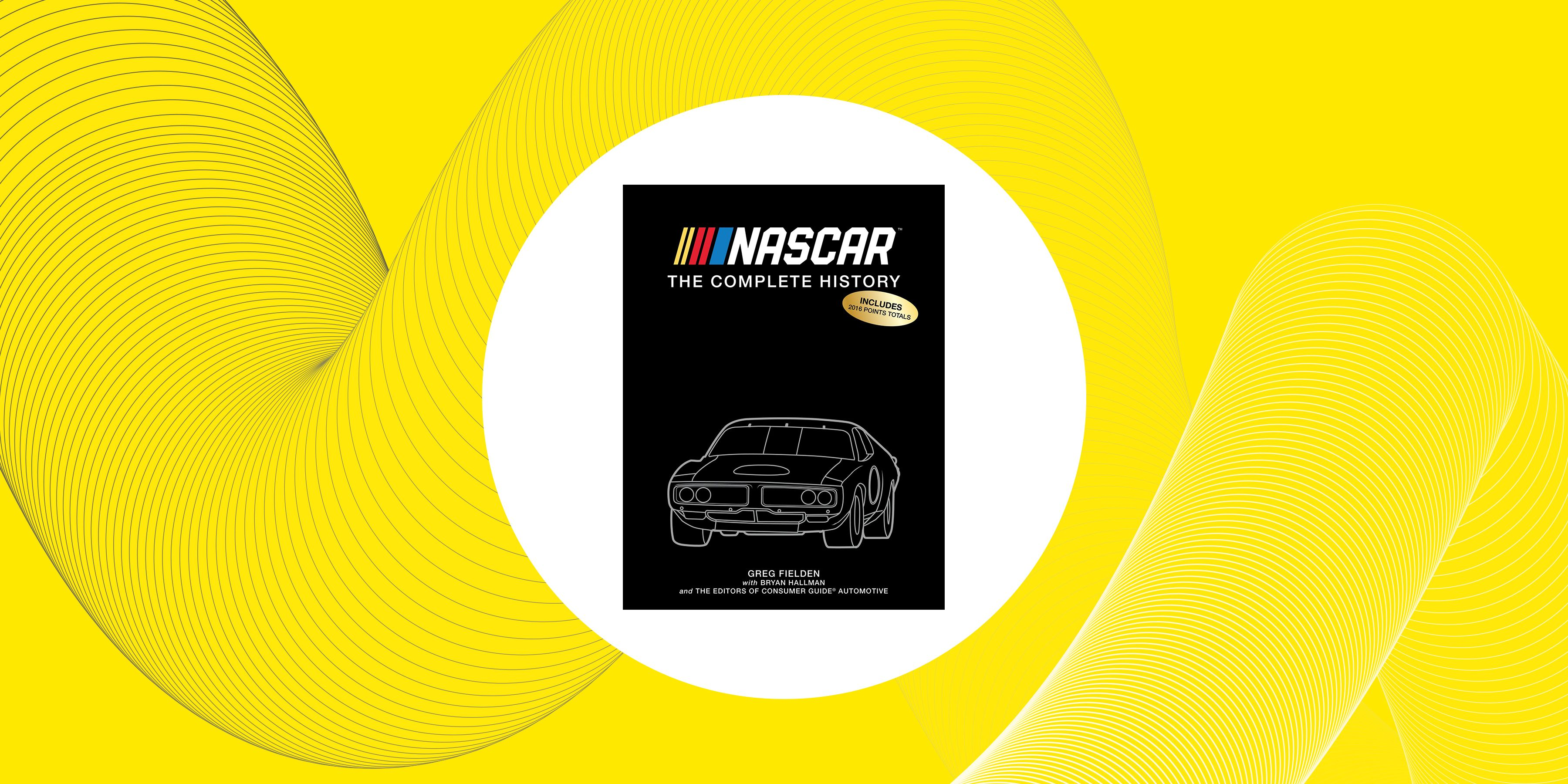 Pin the Throttle and Flip through Our Favorite NASCAR Books
