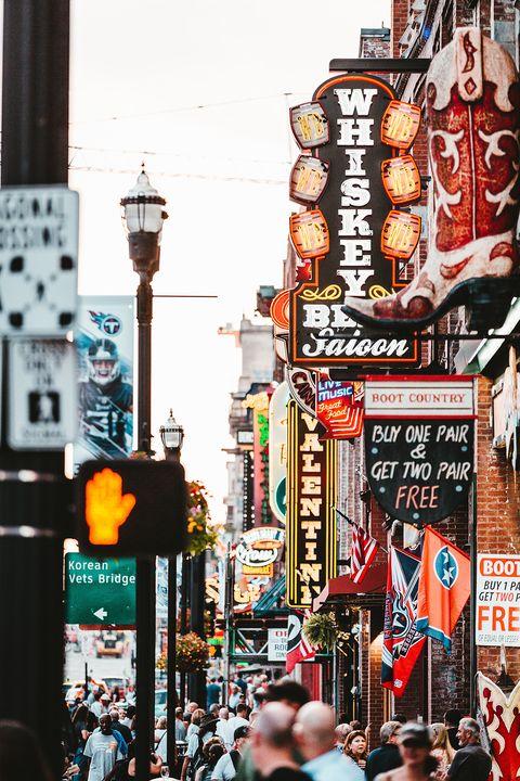 Nashville cosa vedere