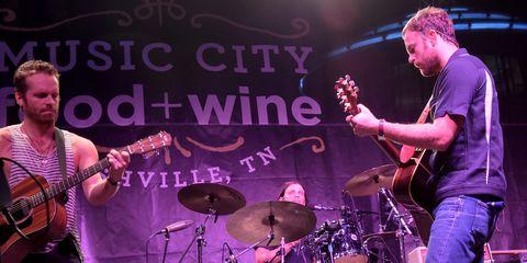 Music City Food + Wine Festival — Nashville, Tennessee