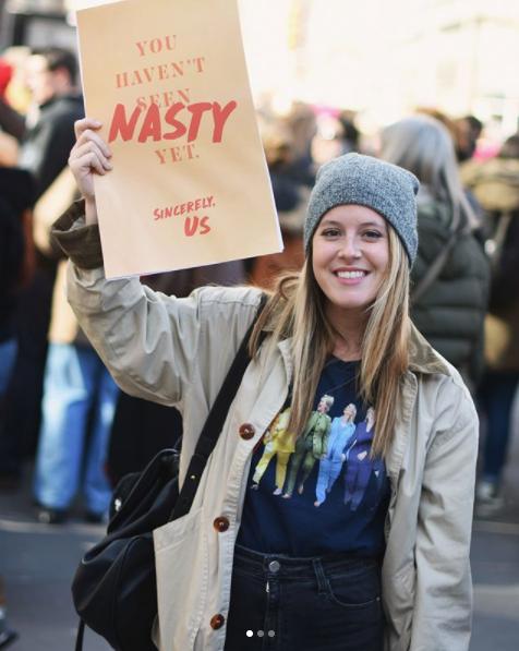 nasty women poster
