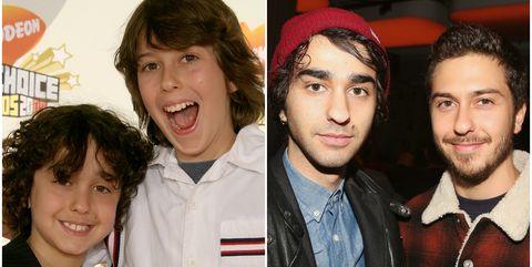 Nickelodeon Stars Then And Now Hot Nickelodeon Actors