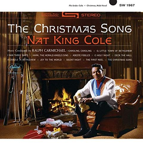 The Christmas Song Nat King Cole