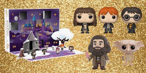 Calendario Dellavvento Harry Potter Funko.Natale 2018 Il Calendario Dell Avvento Di Harry Potter