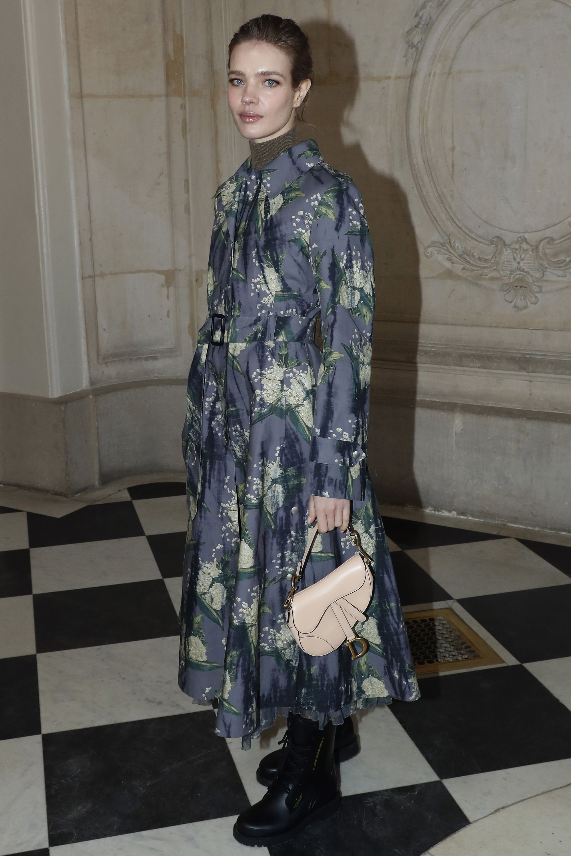 23635ee9976 Celebrities at Couture Fashion Week 2019 – Couture front row