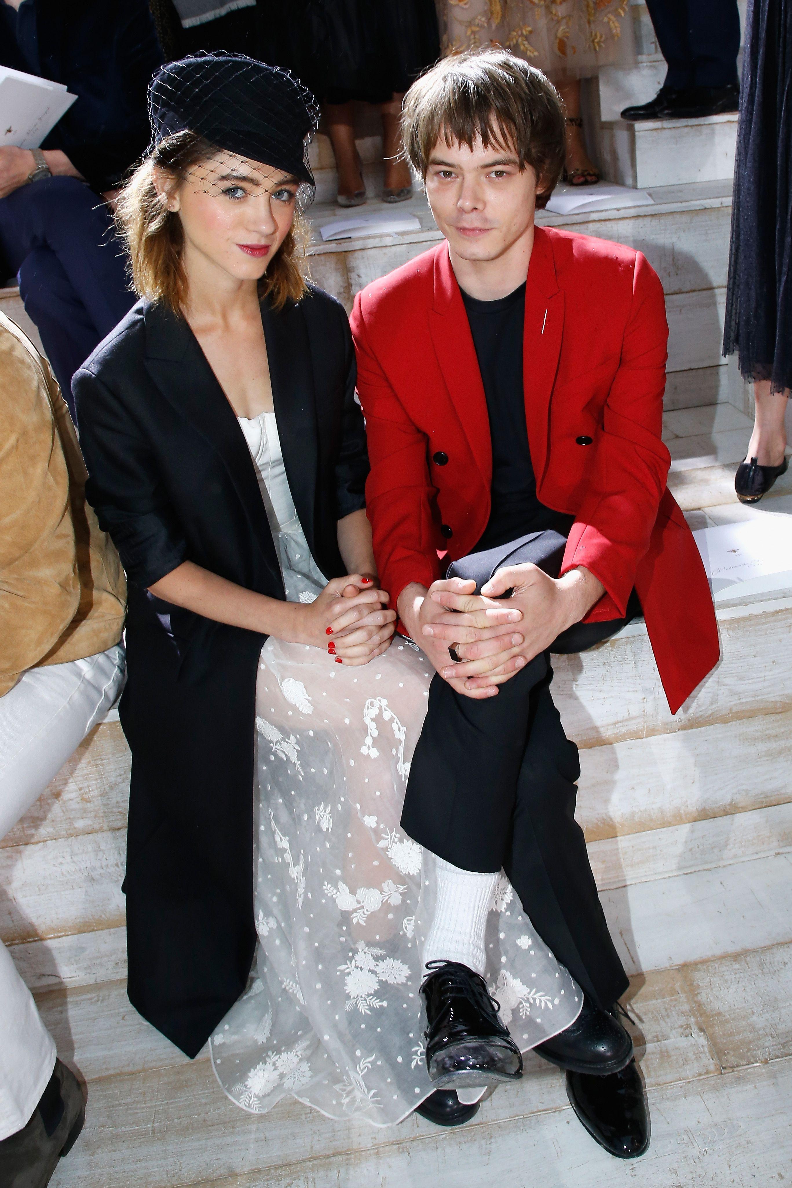 Natalia Dyer on Making 'Stranger Things' With Her Boyfriend