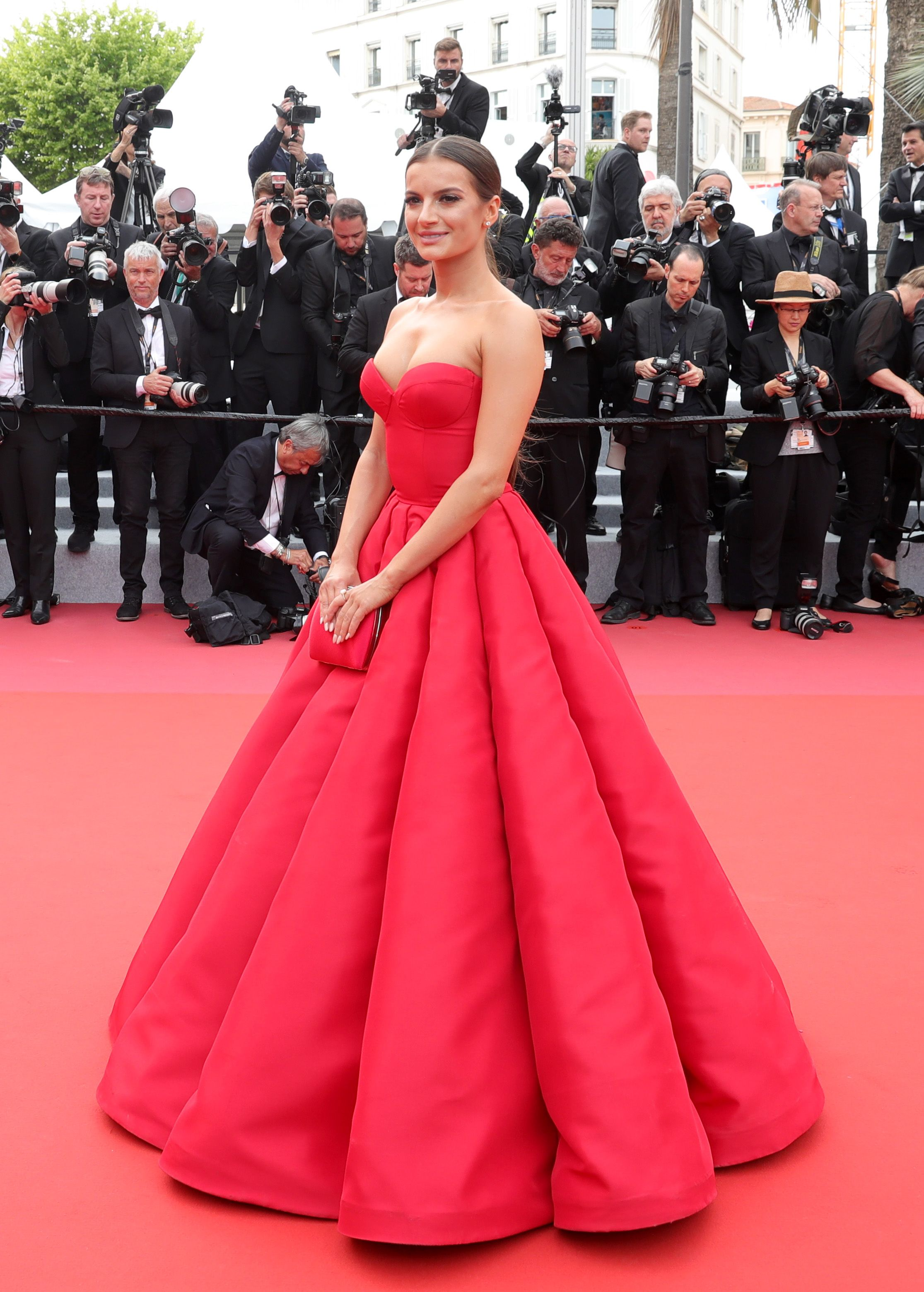 Natalia Janoszek At the opening ceremony of the Cannes Film Festival and premiere of The Dead Don't Die .