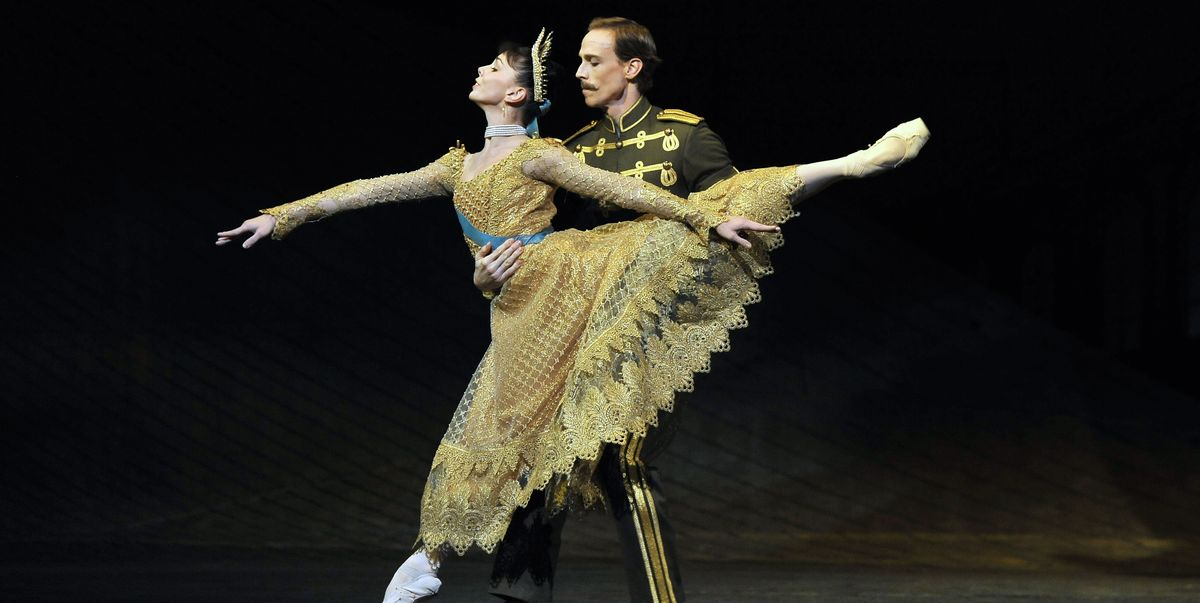 You Can Stream The Royal Ballet's Production Anastasia For Free Right Now