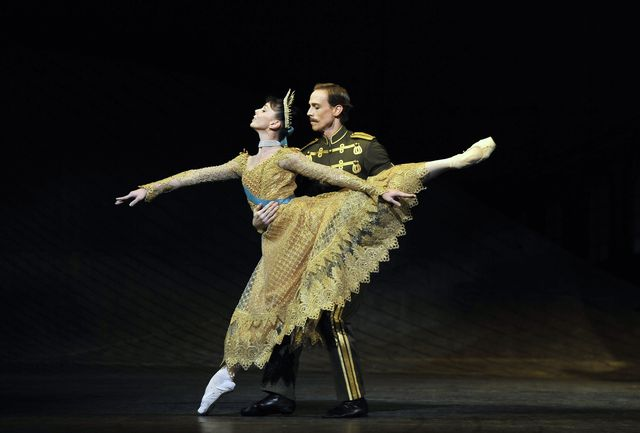"""""""anastasia"""" performed by the royal ballet"""