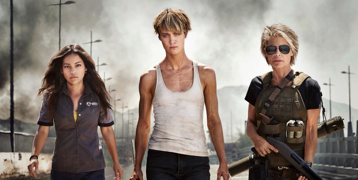 Terminator: Dark Fate available to watch for free on NOW TV