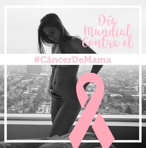 Dia de la lucha contra el cancer de mama