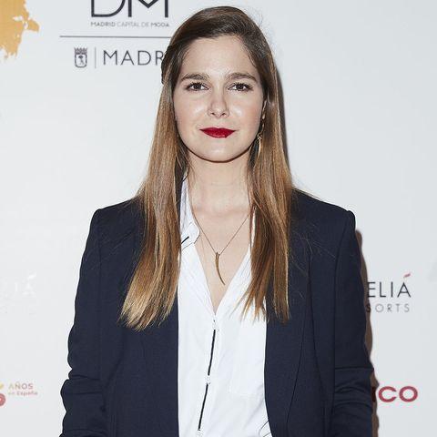 La actrizNatalia Sánchez anuncia que estáembarazada de su primer hijo, fruto de su relación con el actor Marc Clotet.