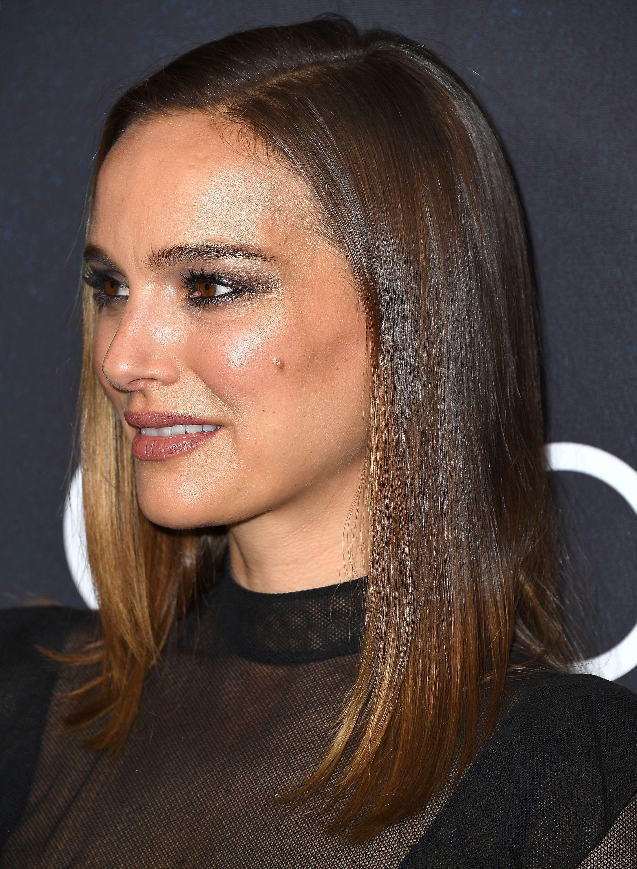 Cómo conseguir el peinado de Natalie Portman