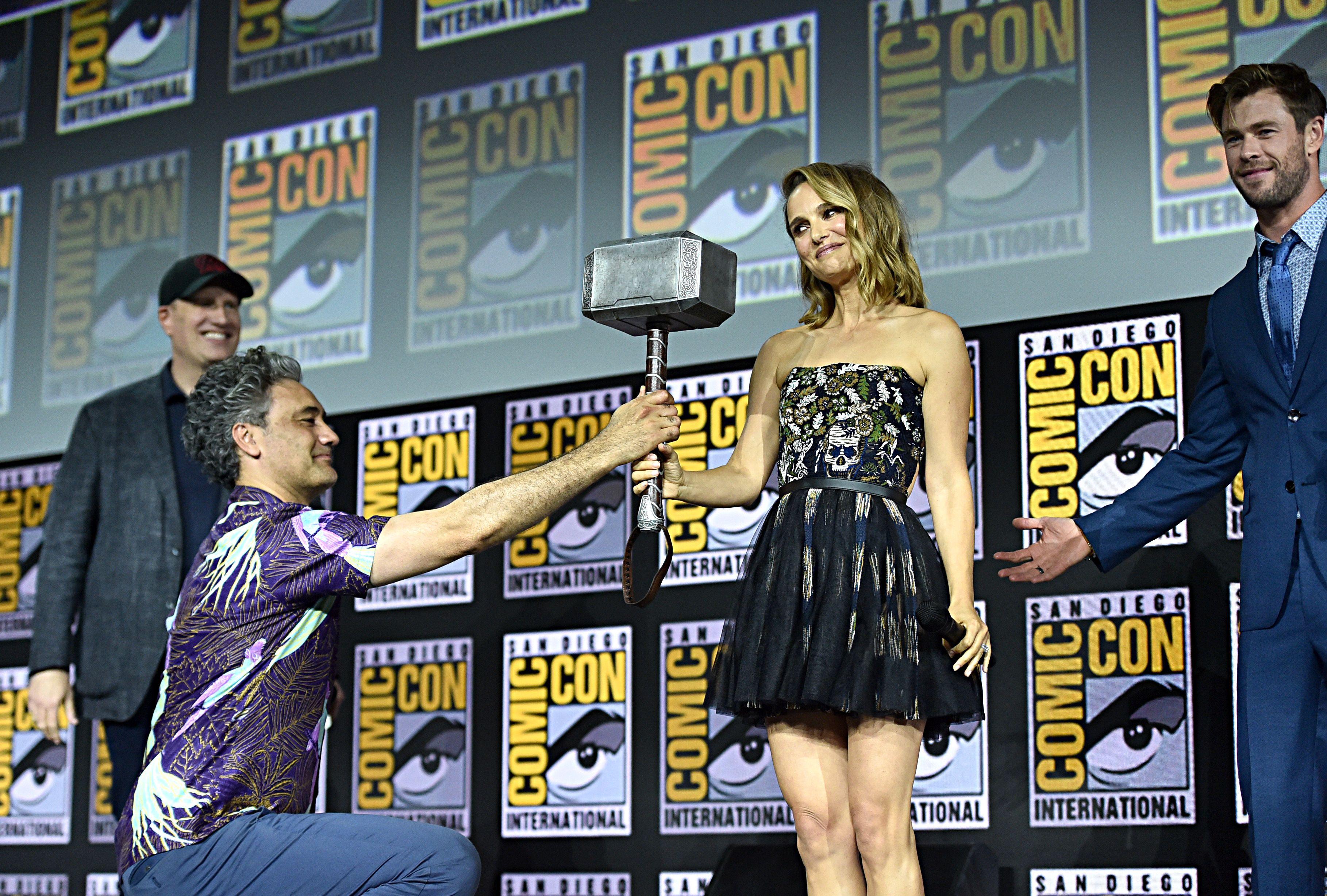 'Thor 4': Natalie Portman volverá a Marvel como la Thor femenina