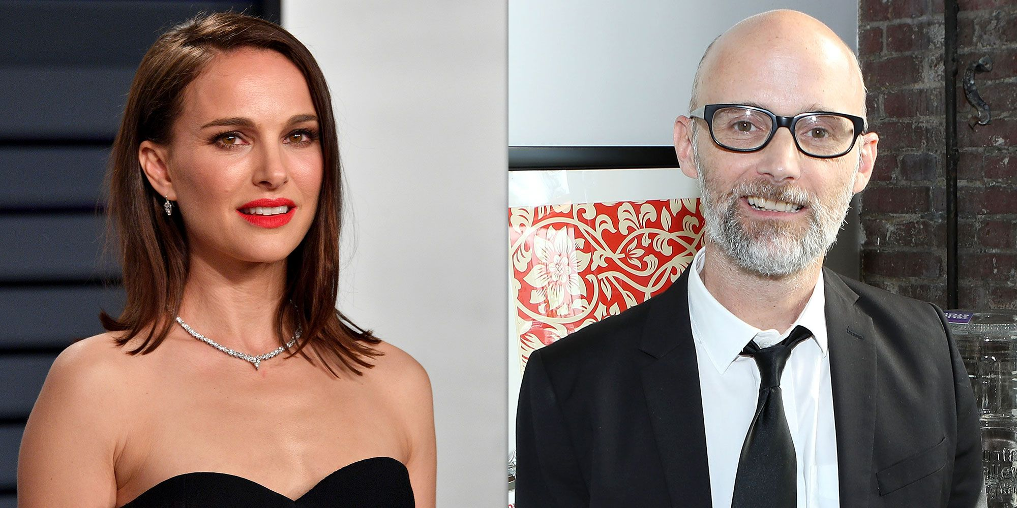 Natalie Portman Denies Moby's Claim They Dated When She Was 20 and Says He's 'Creepy'