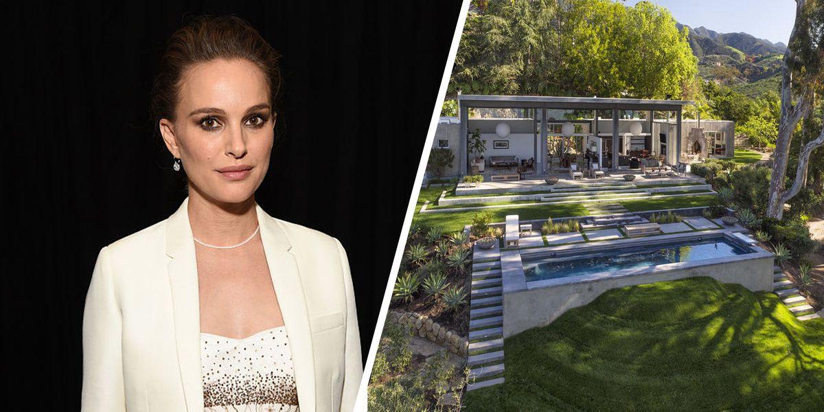 Natalie Portman Buys New Vacation Home Santa Barbara