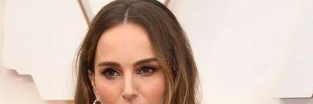 Natalie Portmans Dior Oscars Look  Secret Meaning