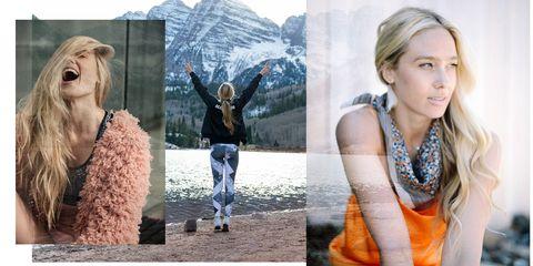 Beauty, Fashion, Photography, Blond, Collage, Art,
