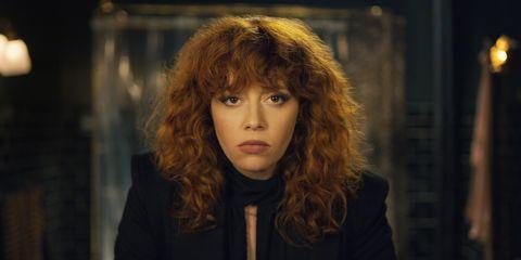 Natasha Lyonne as Nadia inRussian Doll