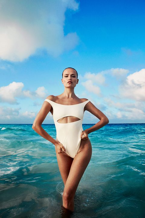 dde0d5e5709c5 Supermodels Design Their Own Instagram-Worthy Swimsuits for Solid ...