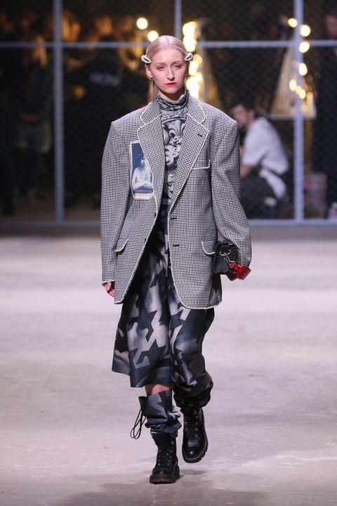 2020秋冬モスクワファッションウィークから、ナターシャ・ティモフィーヴァ(NATASHA TIMOFEEVA)