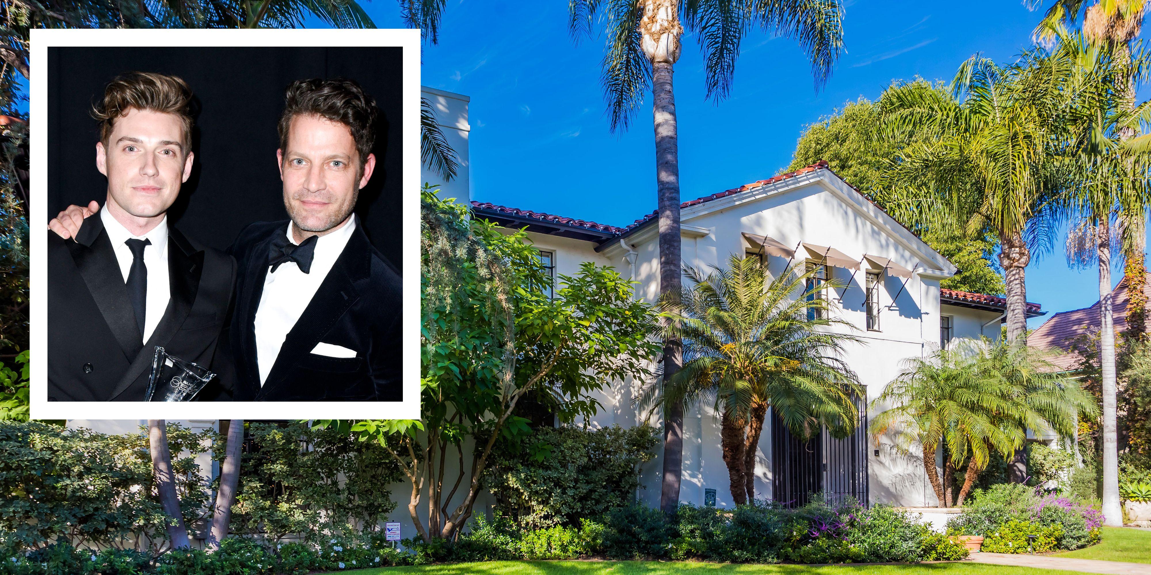 Celebrity Designers Nate Berkus and Jeremiah Brent List Historic LA Home for $13.8 Million