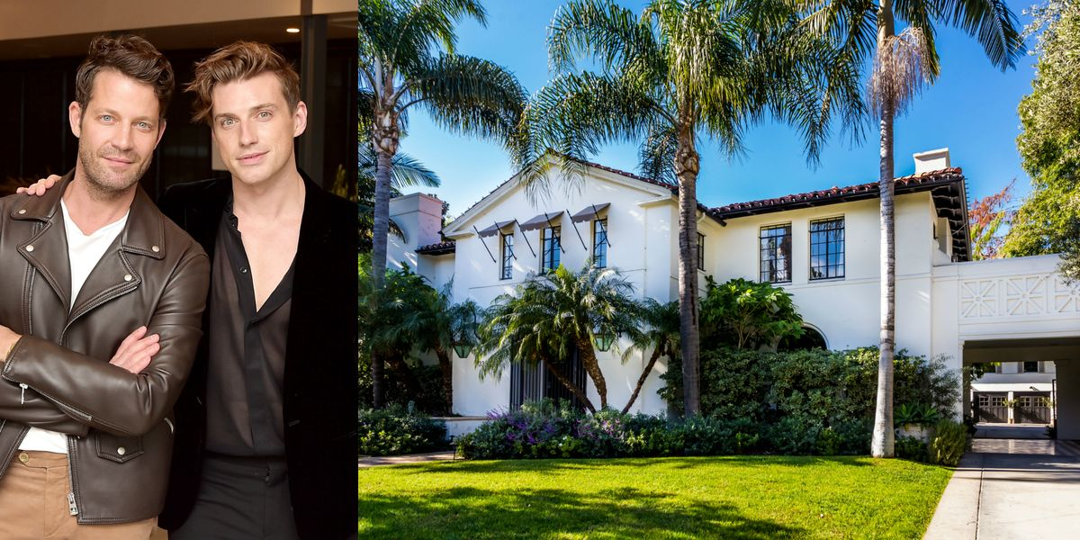 Nate Berkus And Jeremiah Brent S Los Angeles Home Has