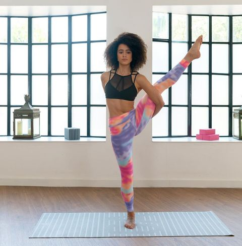 Game Of Thrones Actress Nathalie Emmanuel Workout Routine