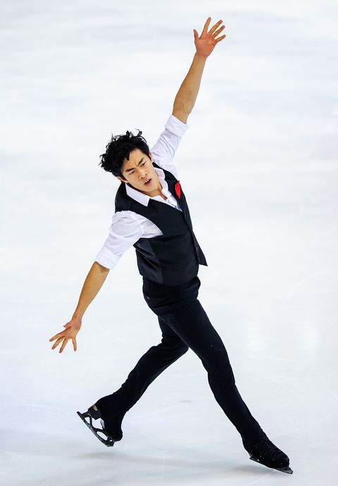 ISU Grand Prix of Figure Skating - Internationaux de France