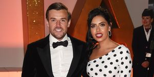 Nathan Massey and Cara De La Hoyde