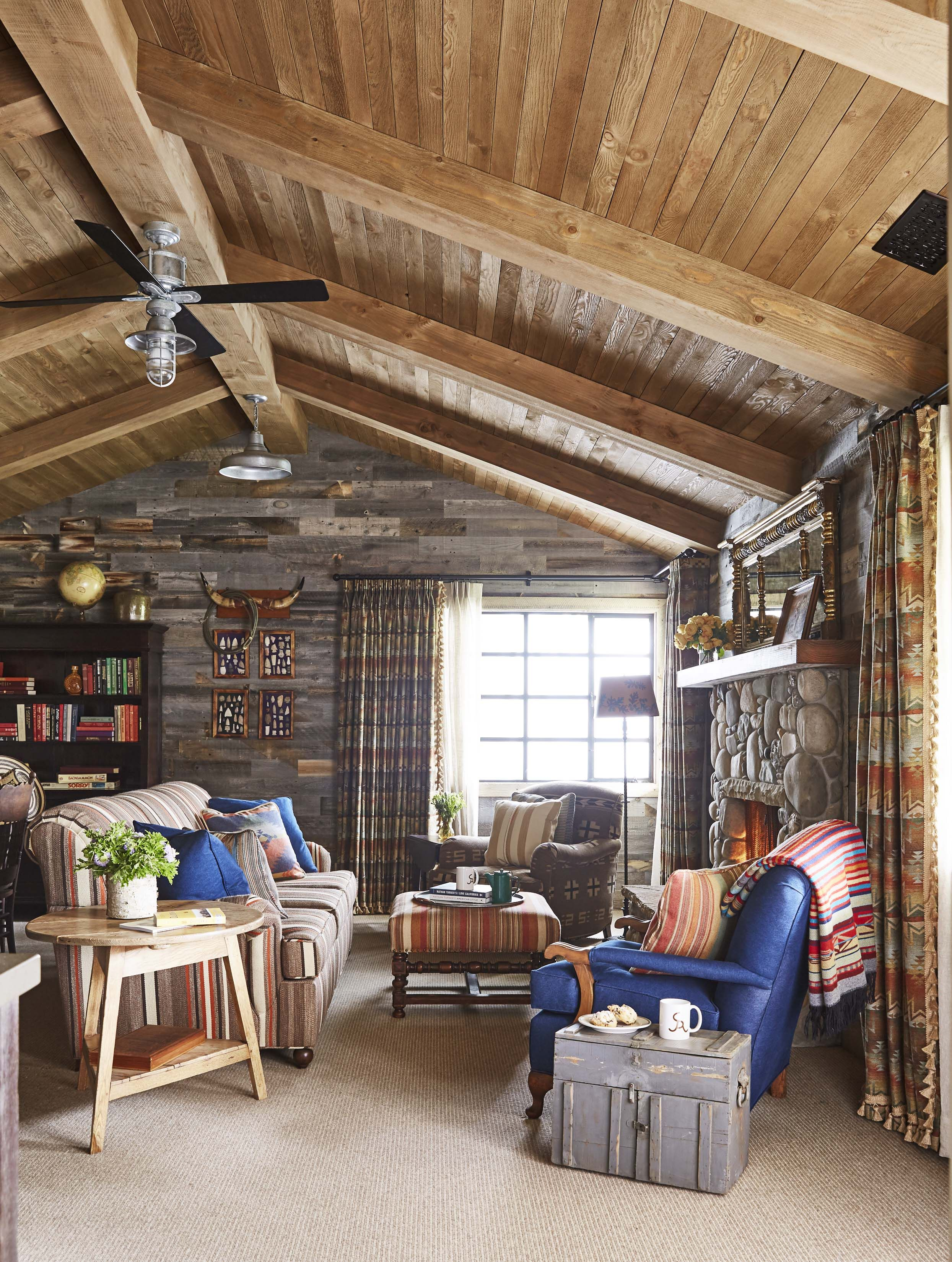 Decorating Master Nathan Turner Challenges Western Style with His Redesign of Old Hollywood's Favorite Guest Ranch