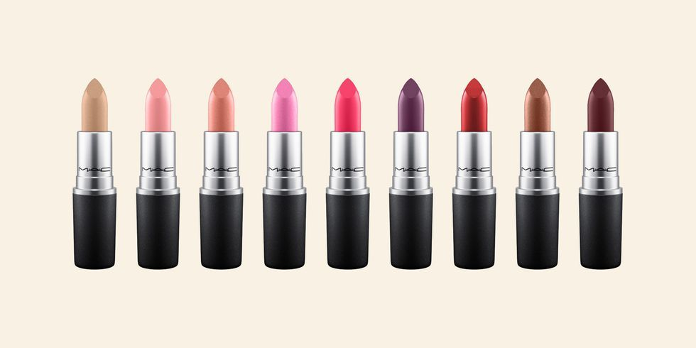 M.A.C Is Giving Away Free Lipsticks in Honor of #NationalLipstickDay