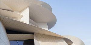 Il National Museum of Qatar di Jean Nouvel traduce l'identità di una nazione in architettura, lanciando da Doha un messaggio al mondo