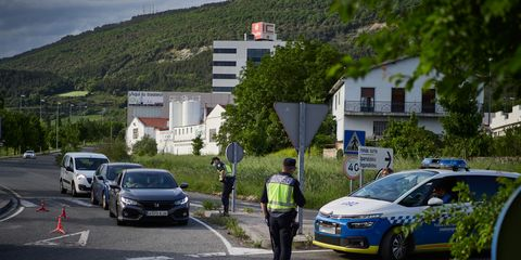 security forces continue with mobility controls in navarra