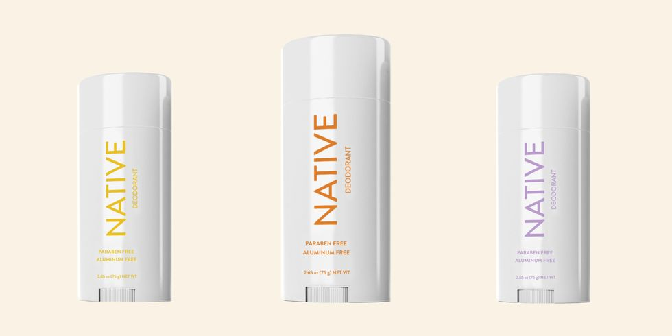 Native Makes the Only Natural Deodorant That Could Handle My Stress Sweats