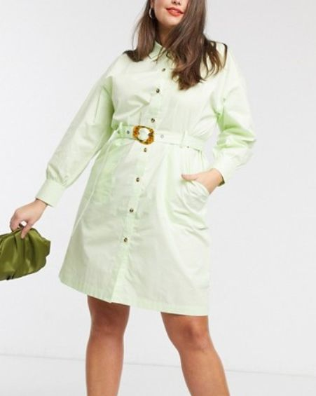 native youth plussize blousejurk asos