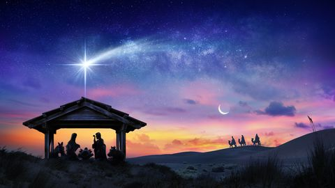 jezus' geboorte