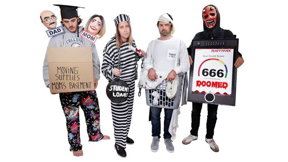 """Natty Light Will Give One Person $10K For Winning This """"Adulting Fears"""" Costume Contest"""