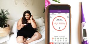 Everything you need to know about the fertility app that's caused controversy in the blogging world