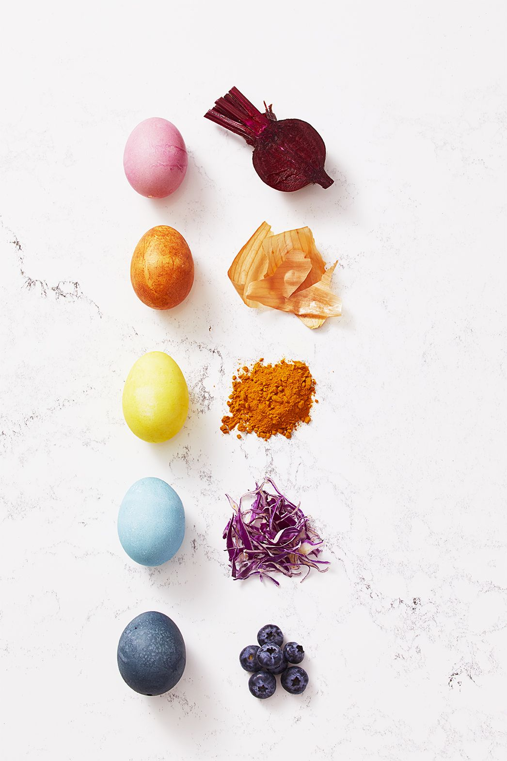 How To Make Natural Easter Egg Dyes Homemade Dye Recipes For Easter Eggs