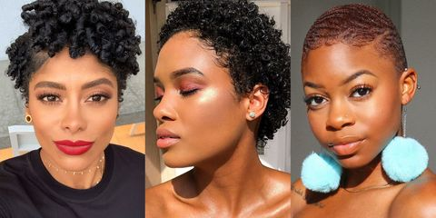 14 Short Natural Hairstyles The Best Hairstyles For Short Natural Hair