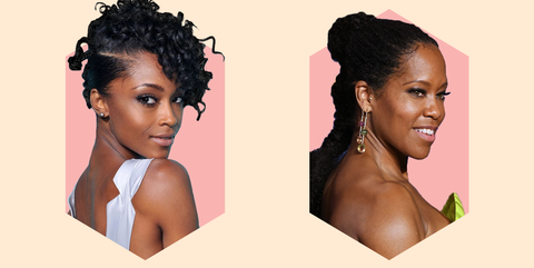 30 Easy Natural Hairstyles for Black Women - Short, Medium ...