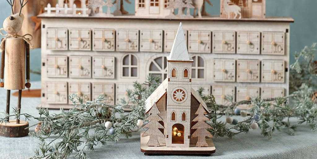 15 Wooden Advent Calendars To Buy For Christmas 2020