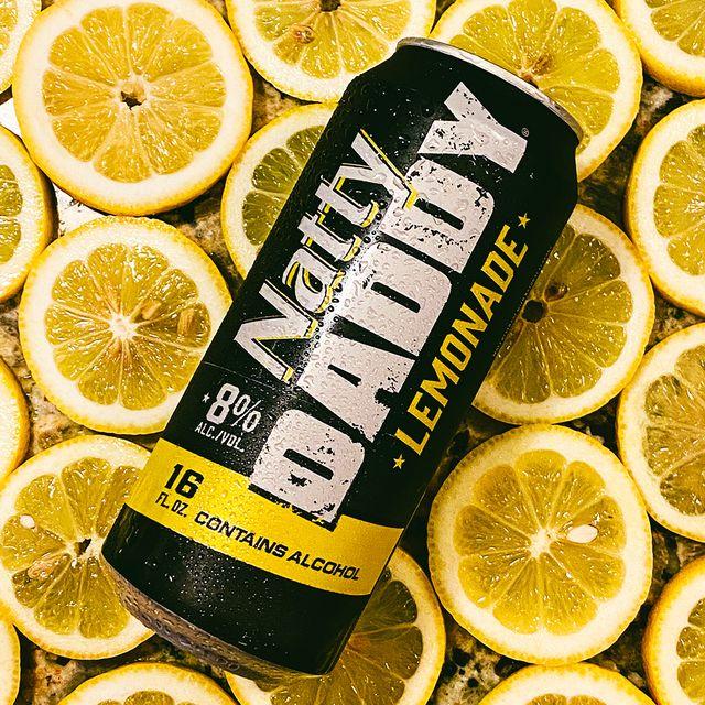 natural light's natty daddy lemonade