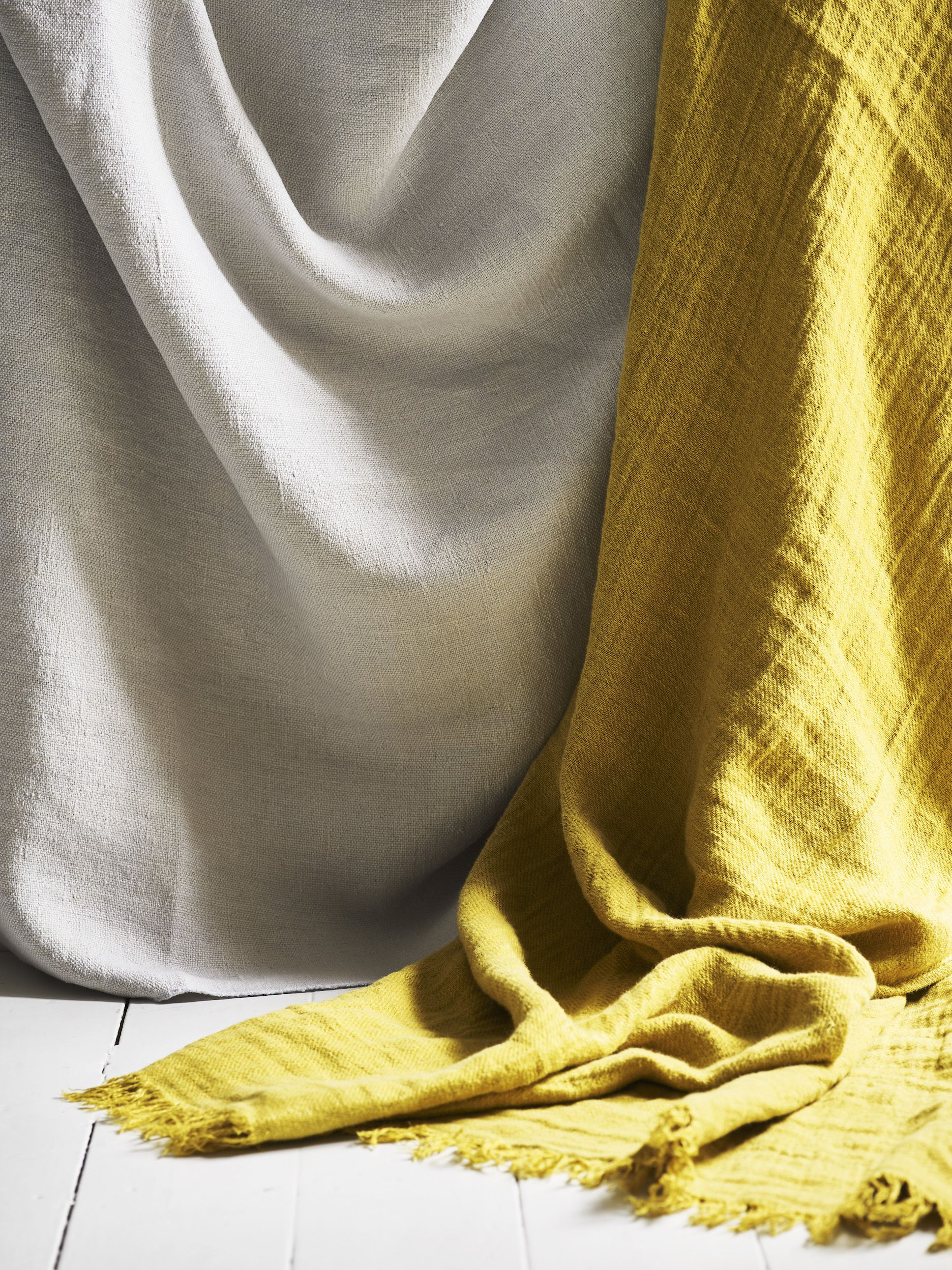 Styling Your Home With Natural Linen