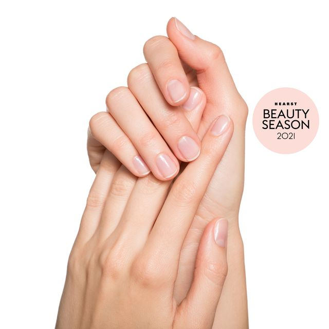 natural looking manicure
