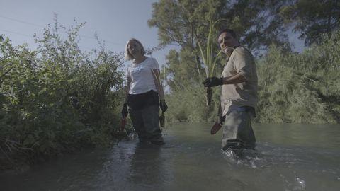 natural los murciélagos y la calidad de agua de los ríos