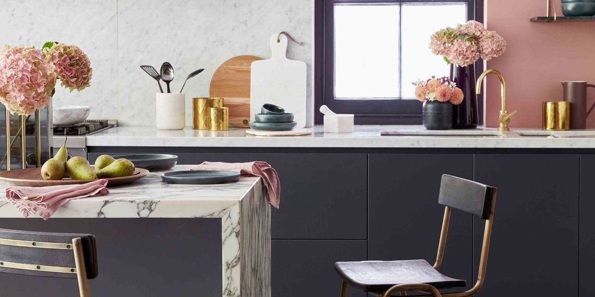 Top 10 kitchen colour trends rising this year