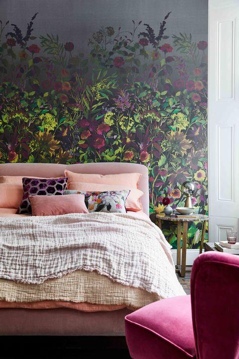 Vanessa Arbuthnott\'s Top Bold Bedroom Decor Ideas